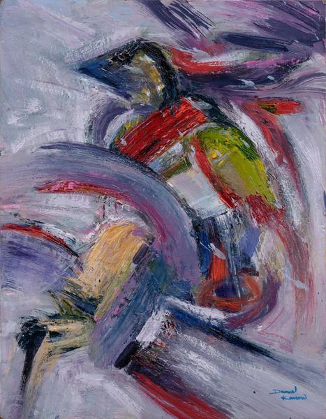 """Flight"" Art   Daniel Kanow Fine Art"