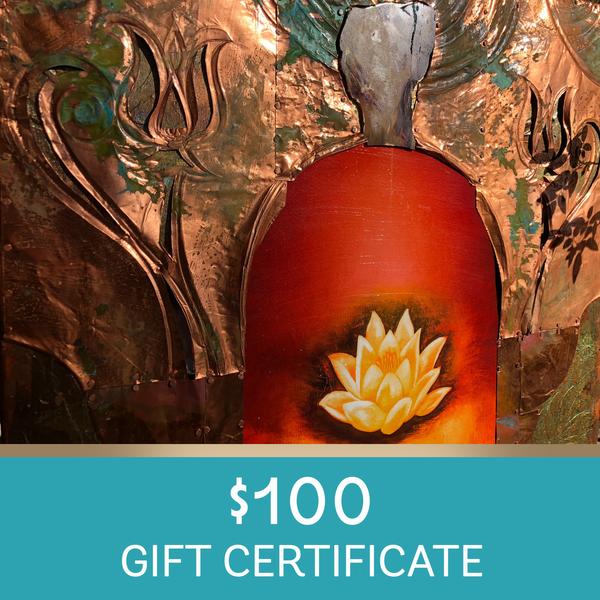 $100 Gift Card | Big Vision Art + Design