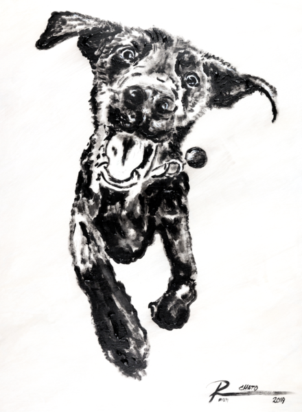 Puppy Time Art | GSL ART