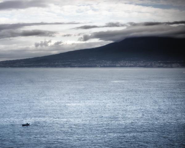 Mt. Vesuvius Photography Art | Happy Hogtor Photography