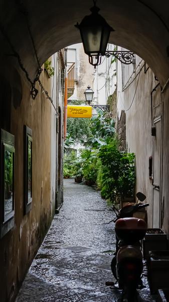 Streets Of Sorrento Photography Art | Happy Hogtor Photography