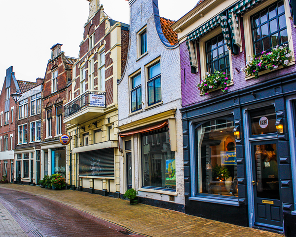 Shops Of Haarlem Photography Art | Happy Hogtor Photography