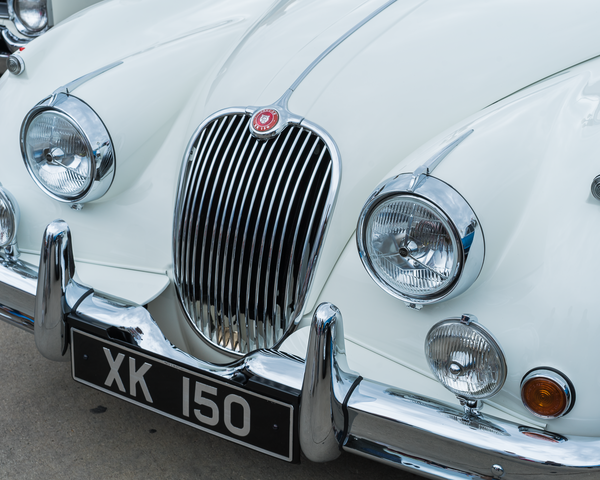 Xk150 Jaguar Photography Art | Happy Hogtor Photography