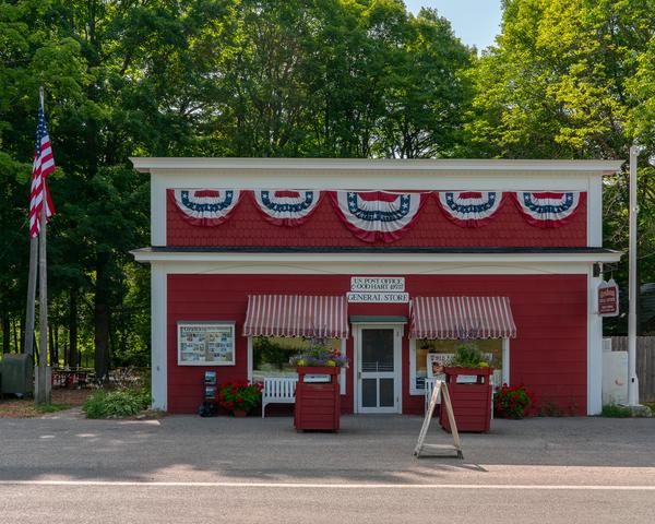 Goodhart General Store Photography Art | Happy Hogtor Photography