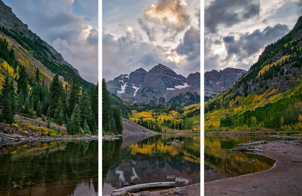 Maroon Bells Photography Art | dougbusby
