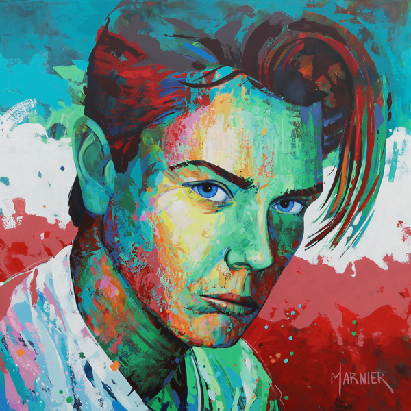 River Phoenix, Marnie Art, Painting, Prints
