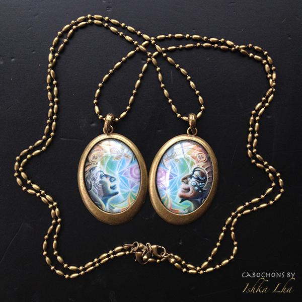 Soulmates   Necklace Set | Ishka Lha