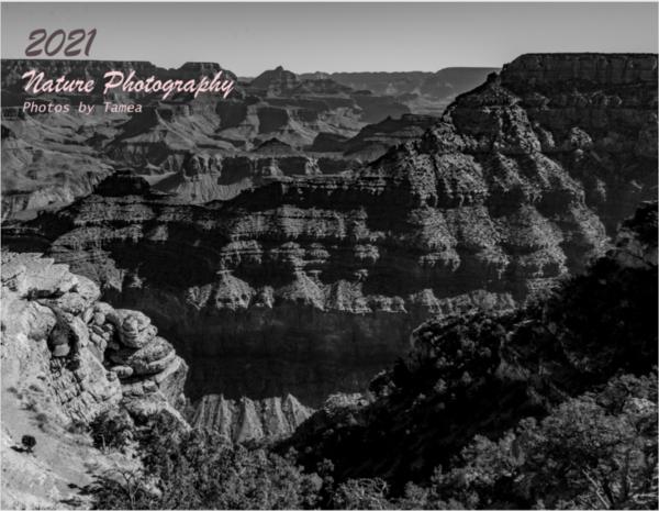 2021 Calendar: Nature Photography Photography Art | Tamea Travels