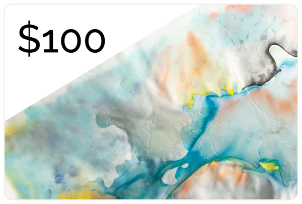 $100 Gift Card | Makiko Harris Art