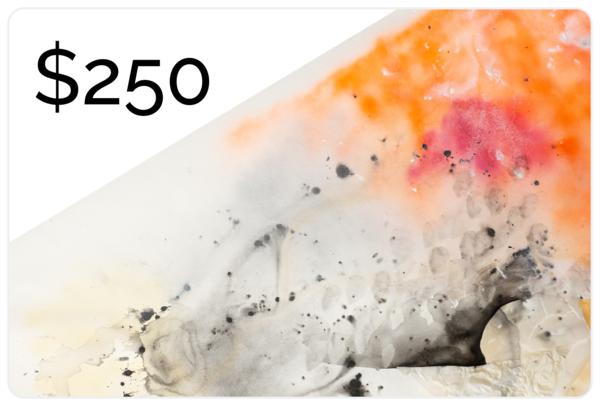 $250 Gift Card | Makiko Harris Art