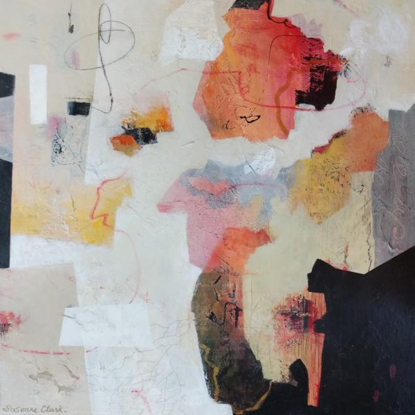 Dichotomy I  #1802 Art | Susanne Clark
