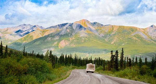 Tombstone Mountain Dempster National Park Yukon Canada Photography Art | Hatch Photo Artistry LLC