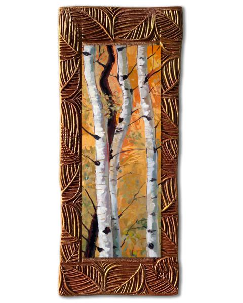 Golden Aspens   V/Aspens Collection Art | KenarovART Inc