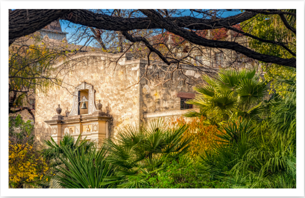 San Antonio Mission   Artist Proof Photography Art | Grace Fine Art Photography by Beth Sheridan