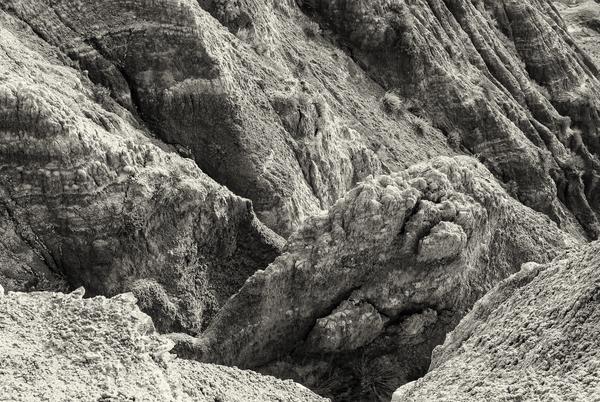 Badlands Texture Sepia Photography Art   Eric Hatch