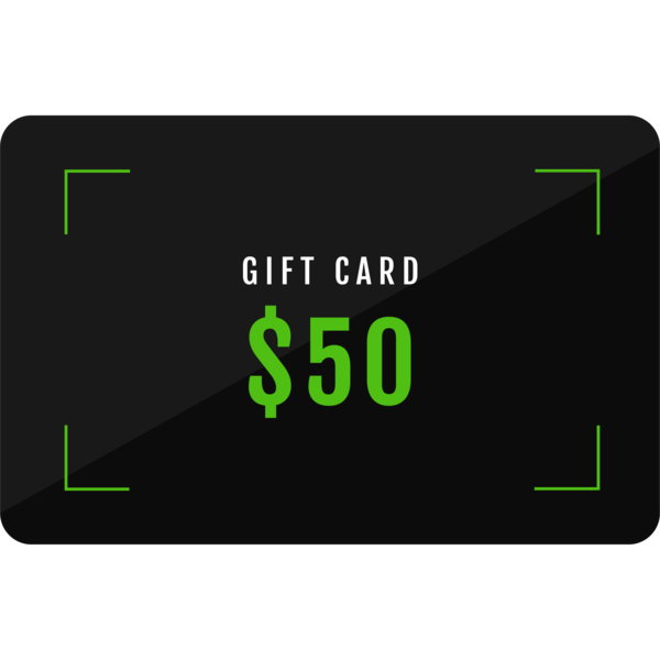 $50 Gift Card | Jesse MacDonald Photography