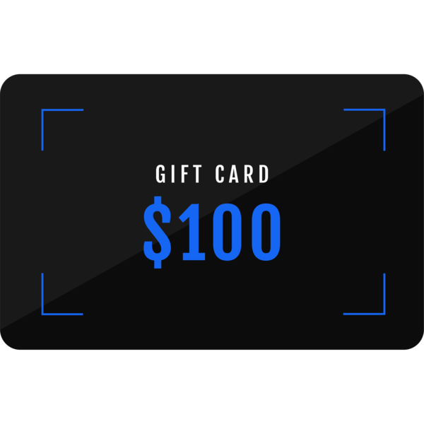 $100 Gift Card | Jesse MacDonald Photography