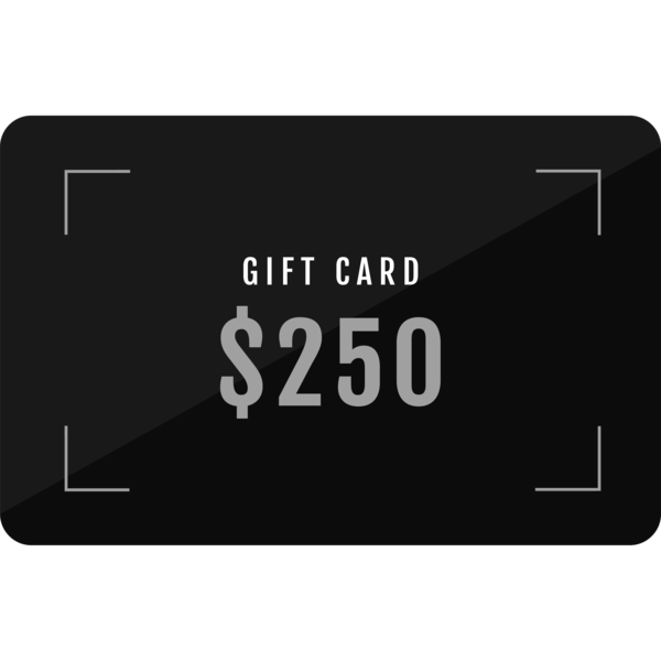 $250 Gift Card | Jesse MacDonald Photography