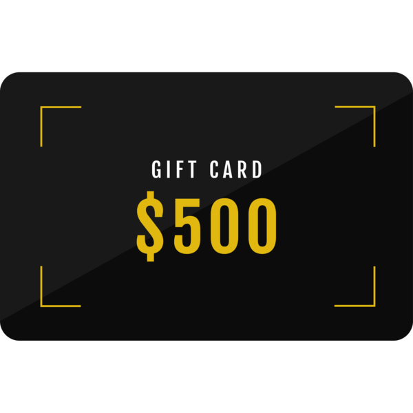 $500 Gift Card | Jesse MacDonald Photography