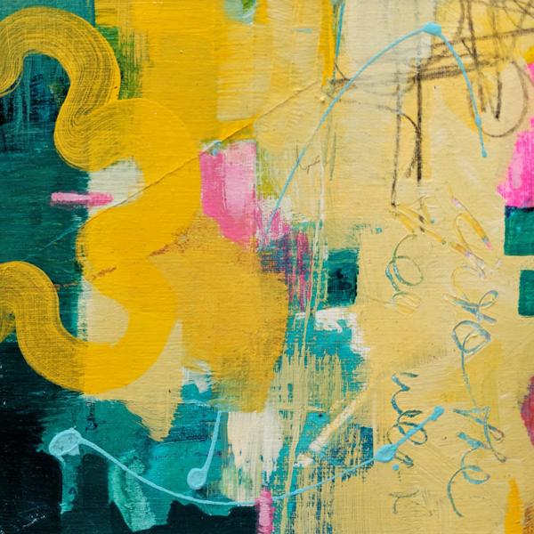 Summer Joy #19 M8 Art | Susanne Clark