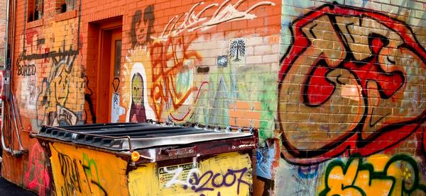 Art Alley Rapid City Sd Pano Photography Art | Eric Hatch