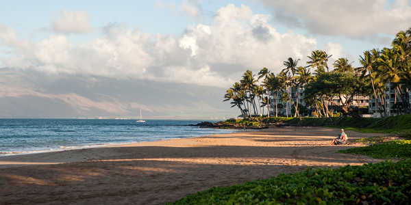 Ah Peace South Kehei Beach Maui Photography Art | Eric Hatch