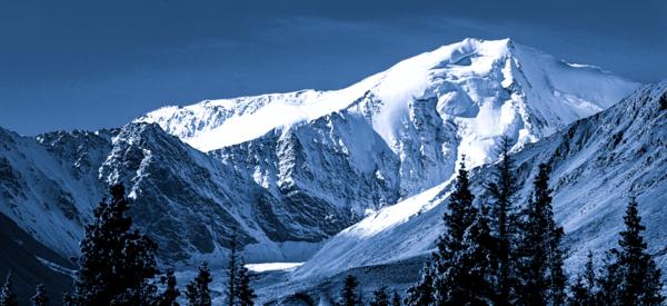 Blue Mountain Panorama Photography Art | Eric Hatch