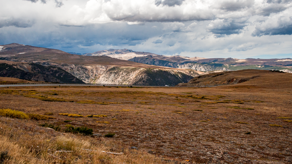 Beartooth Peaks Pano Number 3 Photography Art | Eric Hatch