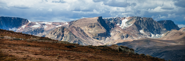 Beartooth Peaks Pano Number 2 Photography Art | Eric Hatch