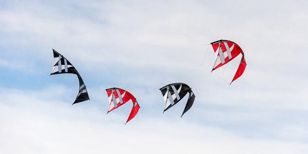 Kites Aloft  Photography Art | Eric Hatch