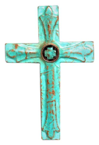 Power And Protection Cross Reliquary Art | Sacred Structures