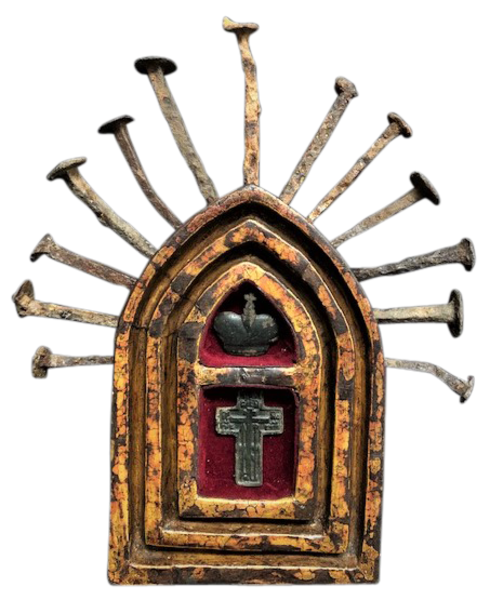 King Of Kings Reliquary Art | Sacred Structures