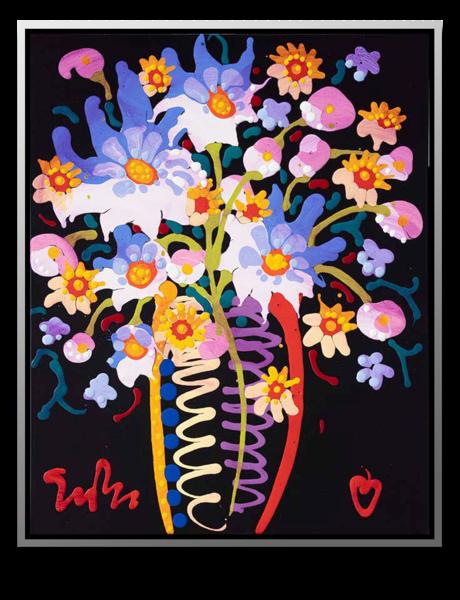 """Simon Bull Available Original Painting - """"Fresh As A Daisy"""""""