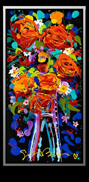 "Simon Bull Available Original Painting - ""Spring Break"""
