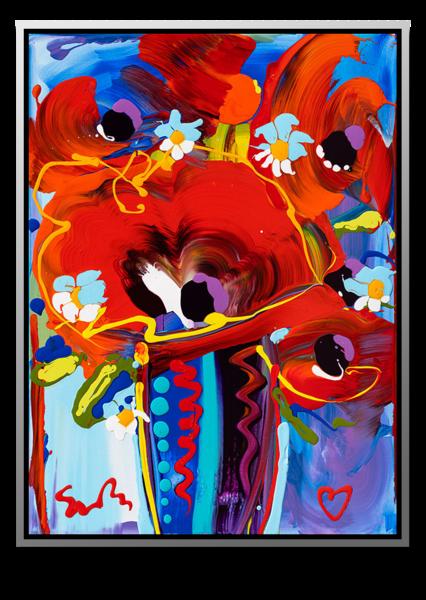 """Simon Bull Available Original Painting - """"Gorgeous Gorgeous"""""""