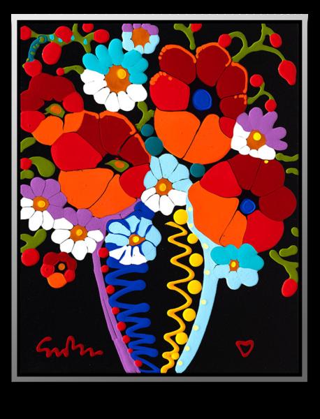 "Simon Bull Available Original Painting - ""I Love Them"""