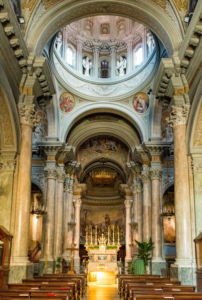 San Giovanni Church Bra Italy Photography Art | Eric Hatch