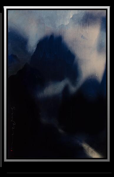 "Simon Bull Available Original Painting - ""Quest"""