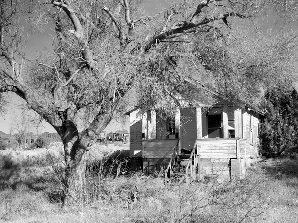 Weathered Home, New Madrid Nm Photography Art | Eric Hatch