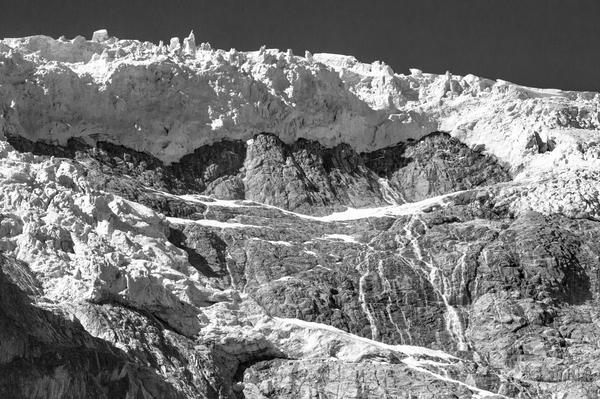Ready To Fall Northwest Glacier Ak Photography Art | Eric Hatch