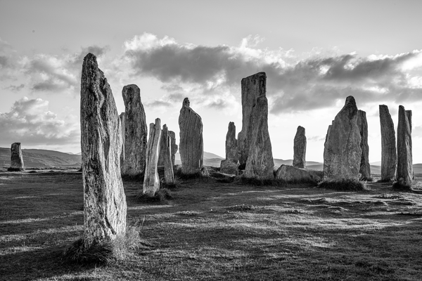 Stone Circle, Outer Hebrides, Scotland Photography Art | Eric Hatch