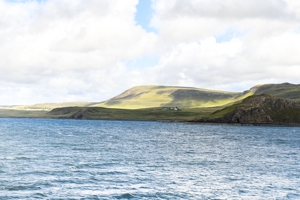 House By The Sea Isle Of Skye Photography Art   Eric Hatch