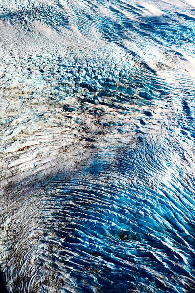 Glacier Skin Photography Art | Eric Hatch