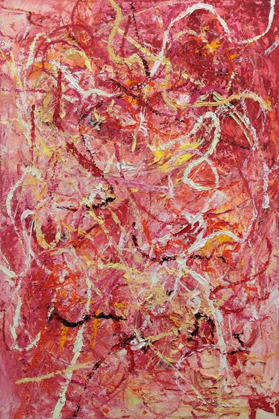 """Rolling With It"" Original Art   Daniel Kanow Fine Art"