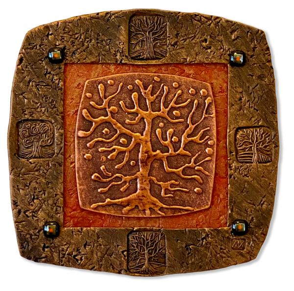 Seasons   Spring I Decorative Ceramics Art | KenarovART Inc