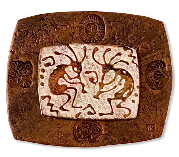 Kokopellis   Joy Of Life I Decorative Ceramics Art | KenarovART Inc