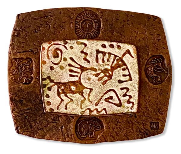 Horse & Eagle   Jurney & Spirit | Decorative Ceramic Art | KenarovART Inc