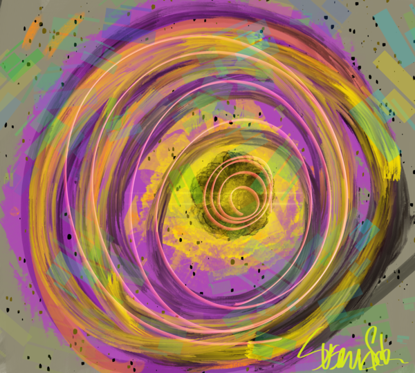 The Circle Of Hope For Us All Art   Susan Fielder & Associates, Inc.
