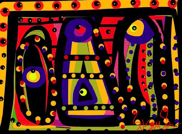 What Is My Name Art | Susan Fielder & Associates, Inc.