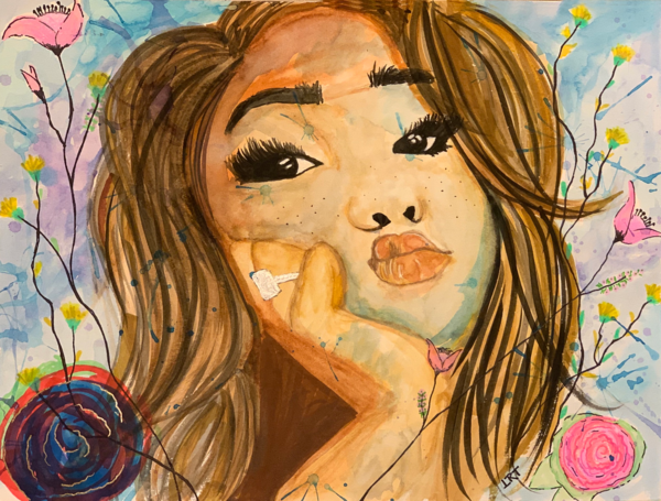 Day Dreamer Art | BluDog Art Gallery
